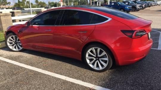 2020 Tesla Model 3 5YJ3E1EB5LF666808