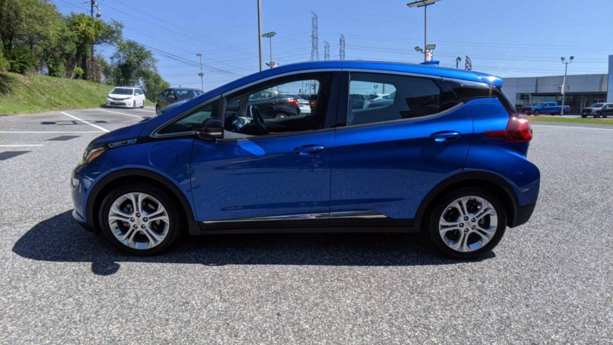2020 Chevrolet Bolt 1G1FY6S08L4137647