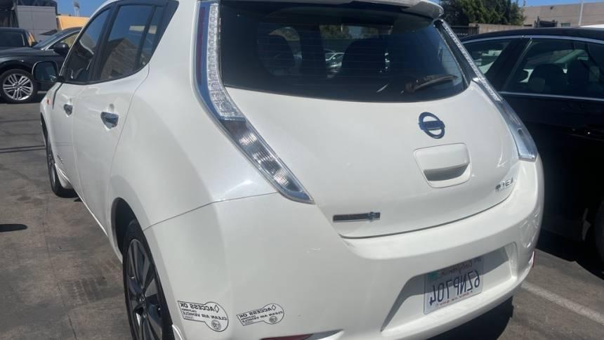 2013 Nissan LEAF 1N4AZ0CP8DC402118