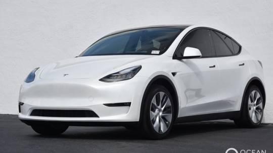2021 Tesla Model Y 5YJYGDEEXMF174708