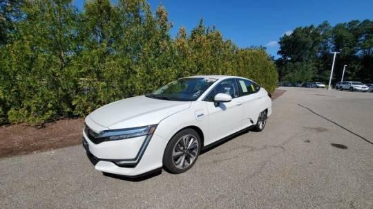 2018 Honda Clarity JHMZC5F1XJC010528