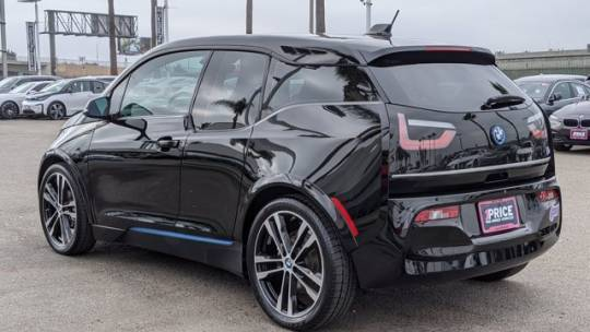 2019 BMW i3 WBY8P6C55K7E50442