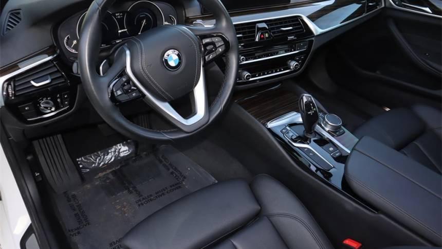 2018 BMW 5 Series WBAJA9C58JB252630
