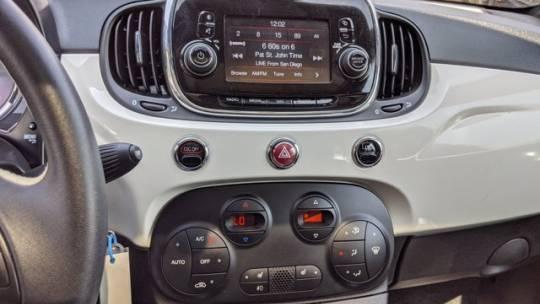 2018 Fiat 500e 3C3CFFGE2JT377275