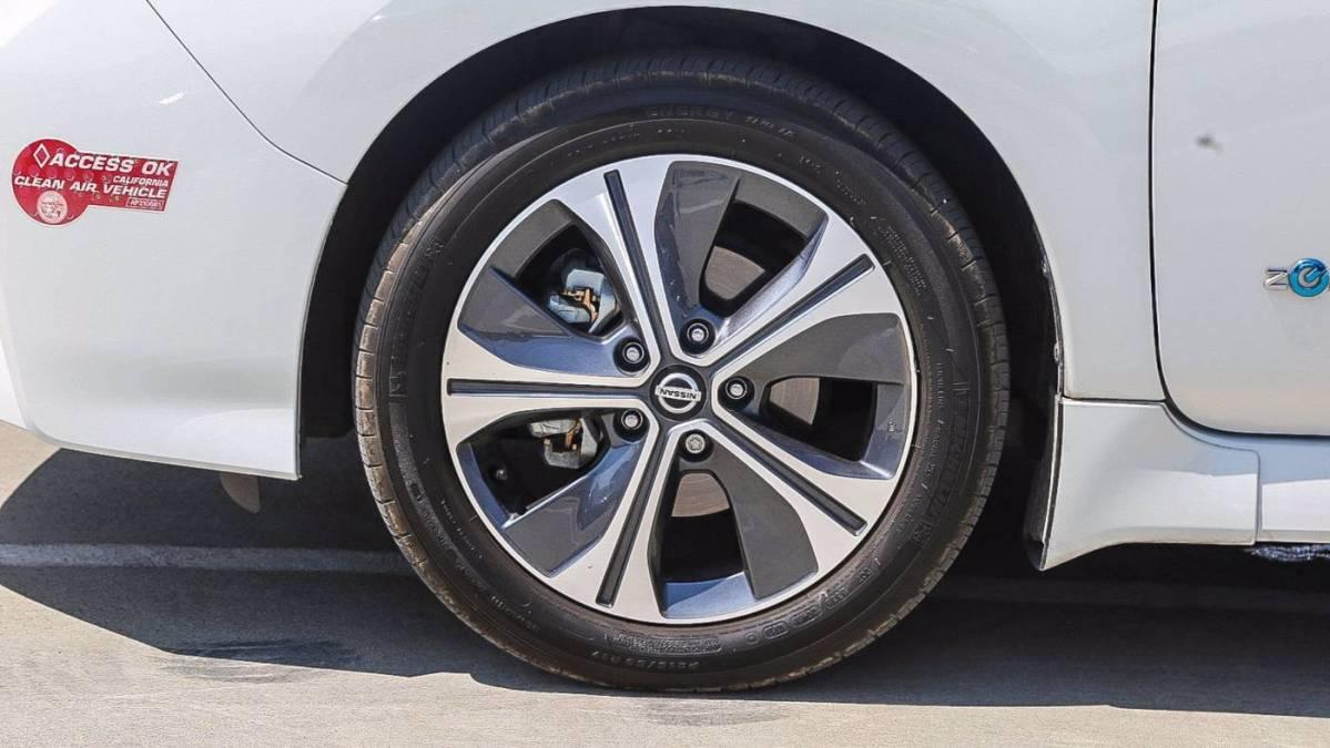 2018 Nissan LEAF 1N4AZ1CP3JC309427