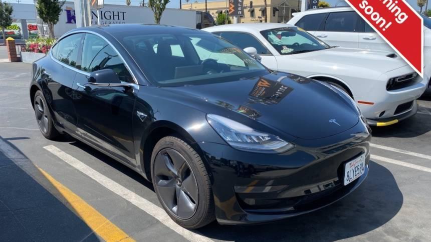 2019 Tesla Model 3 5YJ3E1EA7KF484520