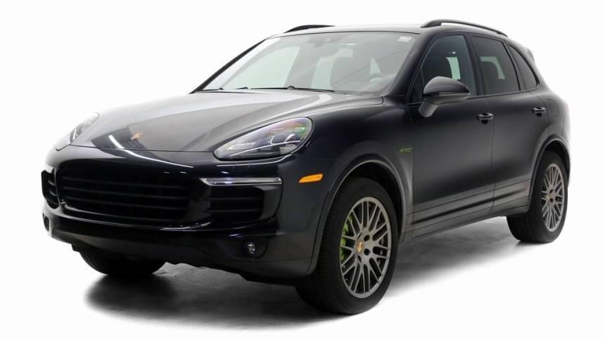 2018 Porsche Cayenne WP1AE2A26JLA70781