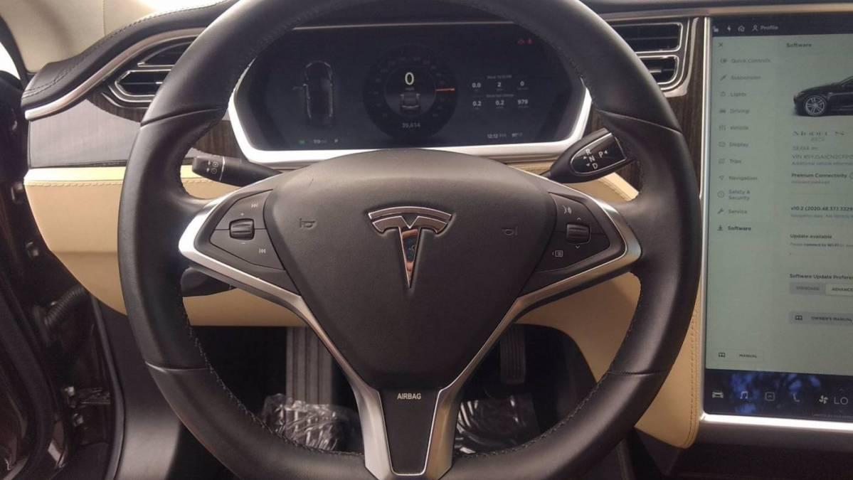 2012 Tesla Model S 5YJSA1CN2CFP01499