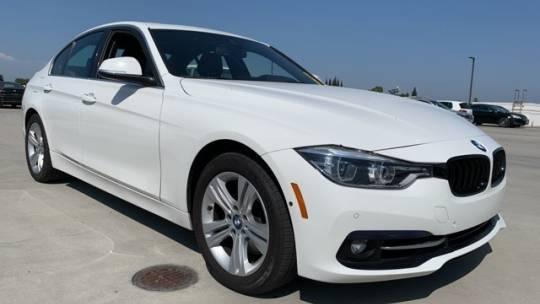 2017 BMW 3 Series WBA8E1C32HA156799