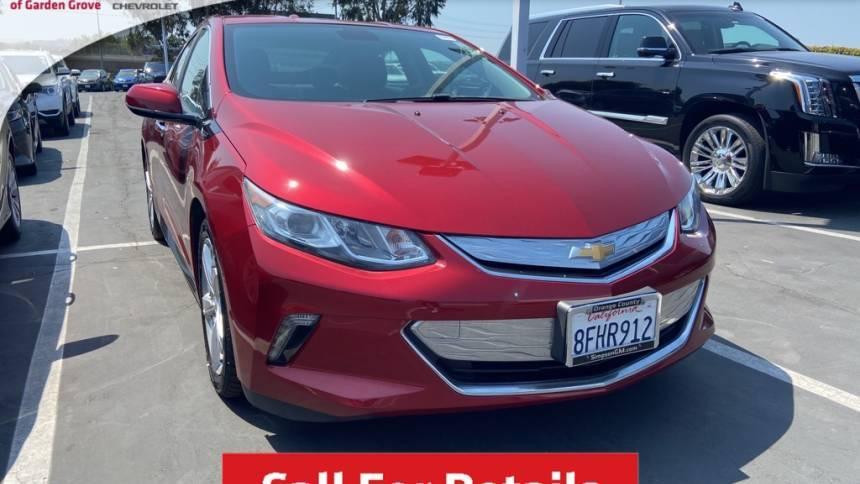 2018 Chevrolet VOLT 1G1RC6S57JU148286