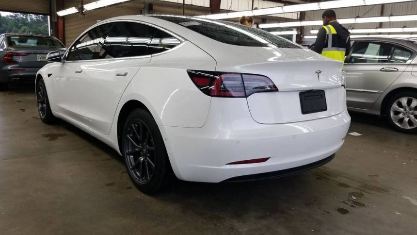 2019 Tesla Model 3 5YJ3E1EA8KF309936