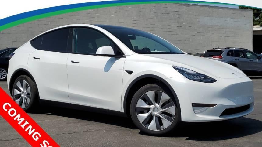 2021 Tesla Model Y 5YJYGDEE9MF200280