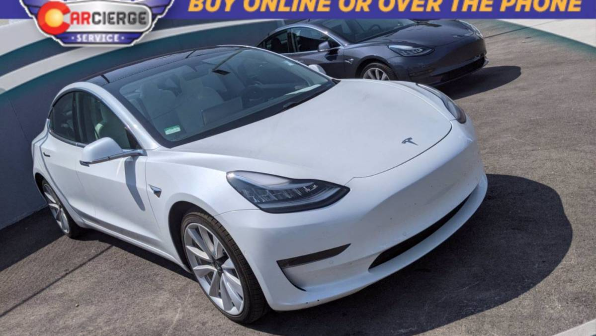 2020 Tesla Model 3 5YJ3E1EB9LF716917