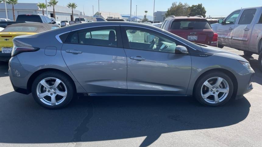 2018 Chevrolet VOLT 1G1RC6S52JU139821