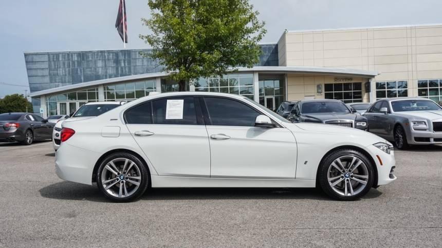 2018 BMW 3 Series WBA8E1C54JA180304