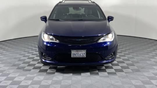 2020 Chrysler Pacifica Hybrid 2C4RC1N71LR122838