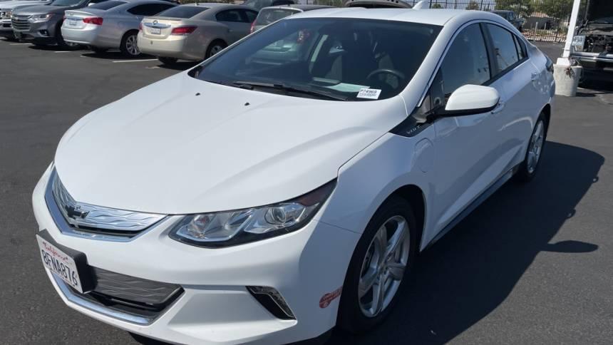 2018 Chevrolet VOLT 1G1RC6S5XJU155801