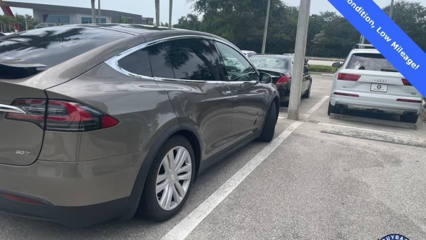 2016 Tesla Model X 5YJXCBE20GF003326