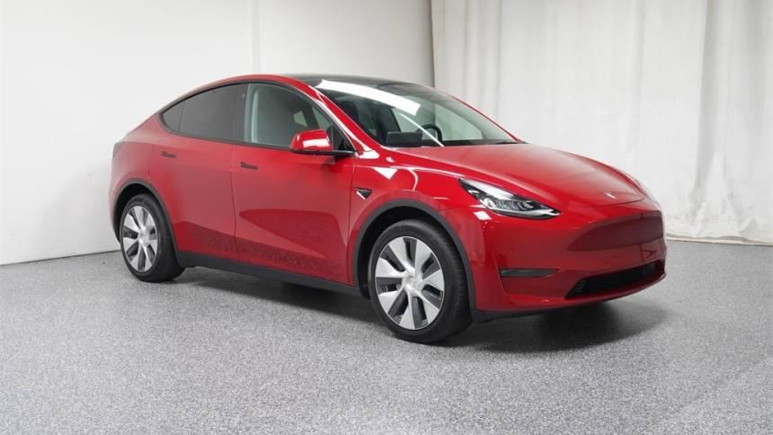 2021 Tesla Model Y 5YJYGAEE7MF246480
