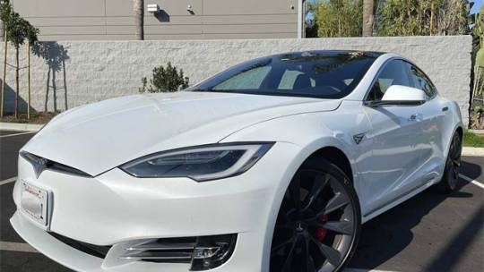 2018 Tesla Model S 5YJSA1E42JF274407