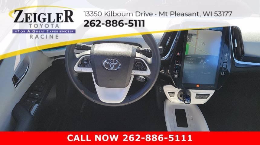 2018 Toyota Prius Prime JTDKARFP6J3080810