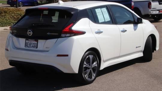 2018 Nissan LEAF 1N4AZ1CP8JC305633