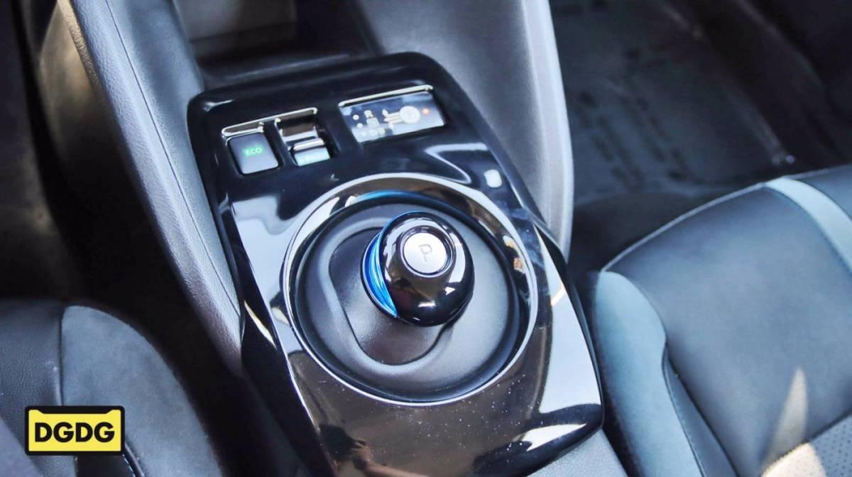 2018 Nissan LEAF 1N4AZ1CP3JC310710