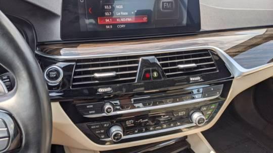 2019 BMW 5 Series WBAJA9C53KB254464