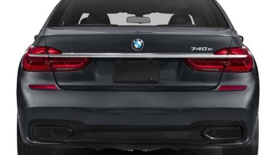 2018 BMW 7 Series WBA7J2C54JG938135