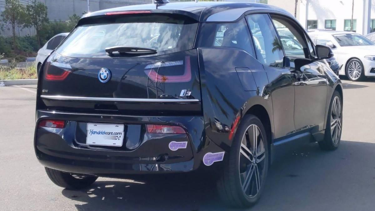 2019 BMW i3 WBY8P2C55K7D37325