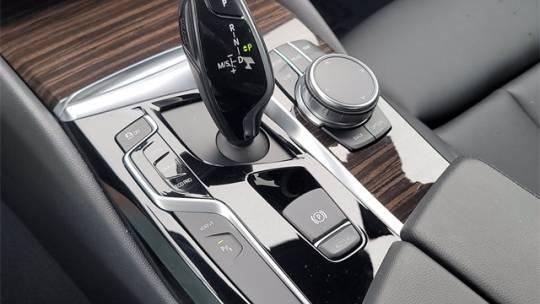 2018 BMW 5 Series WBAJA9C56JB252321