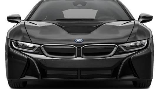 2017 BMW i8 WBY2Z2C57HV676315