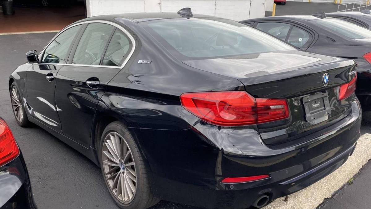 2018 BMW 5 Series WBAJB1C59JB374492