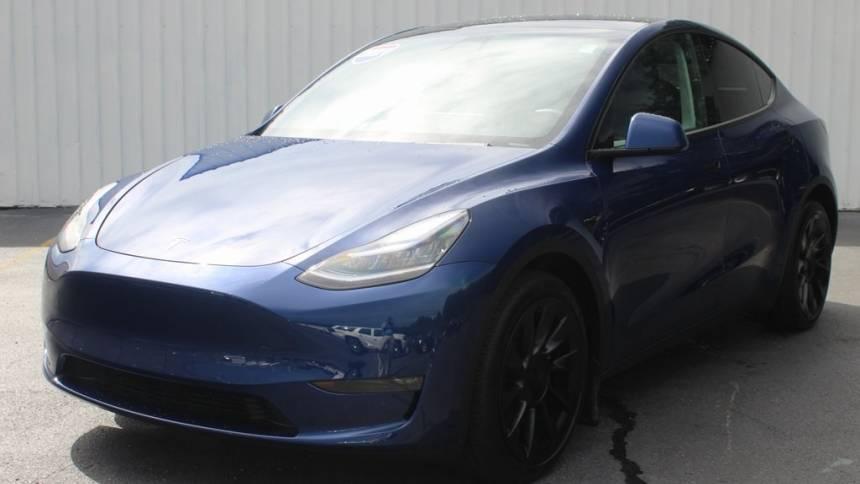 2021 Tesla Model Y 5YJYGDEE7MF065008