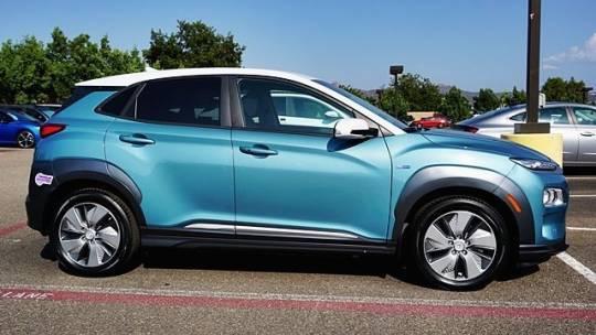 2019 Hyundai Kona Electric KM8K23AG5KU030814