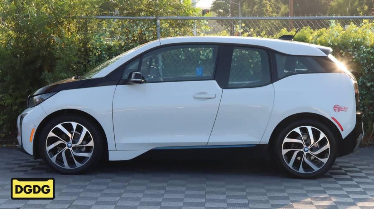 2015 BMW i3 WBY1Z4C59FV503383