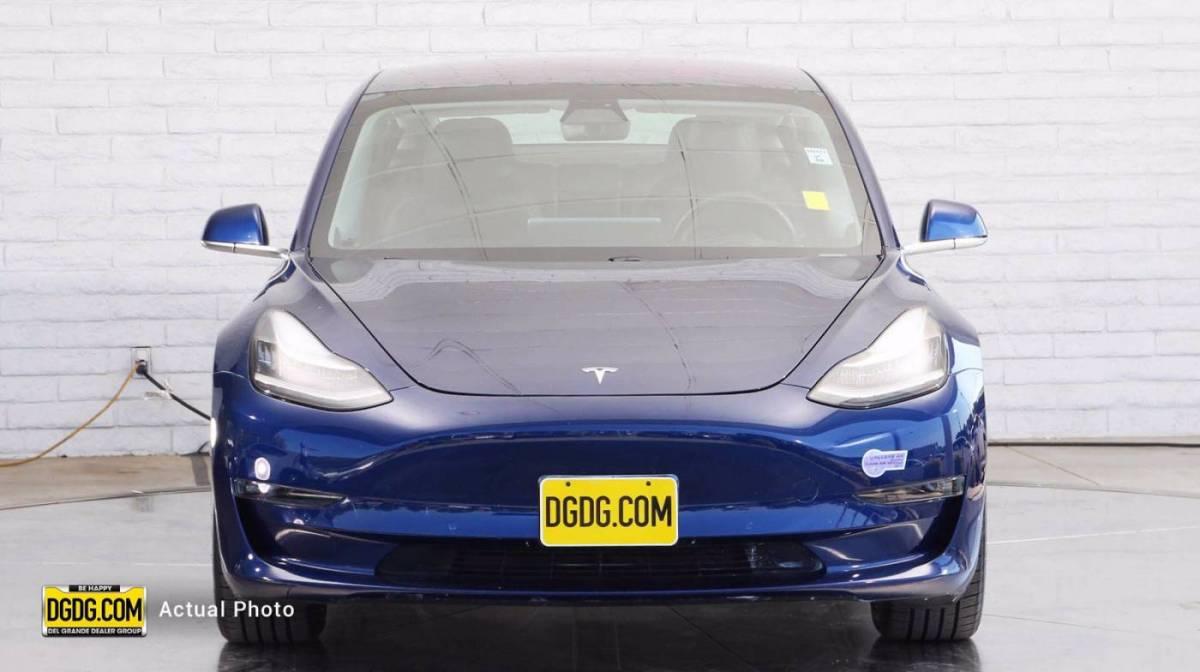 2018 Tesla Model 3 5YJ3E1EA4JF076426