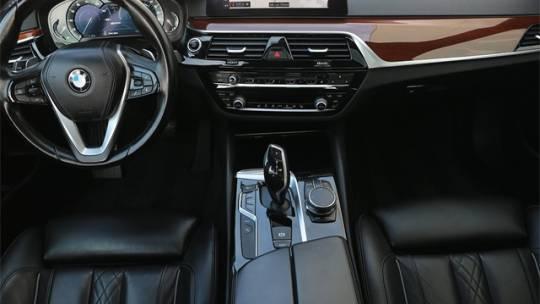 2018 BMW 5 Series WBAJA9C50JB251861