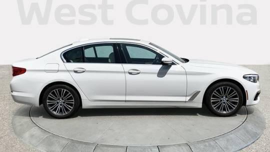 2020 BMW 5 Series WBAJA9C09LCD99849