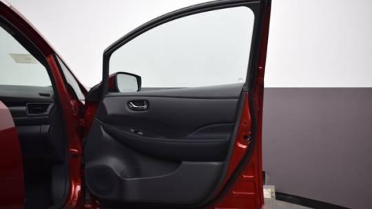 2021 Nissan LEAF 1N4AZ1CV8MC553450