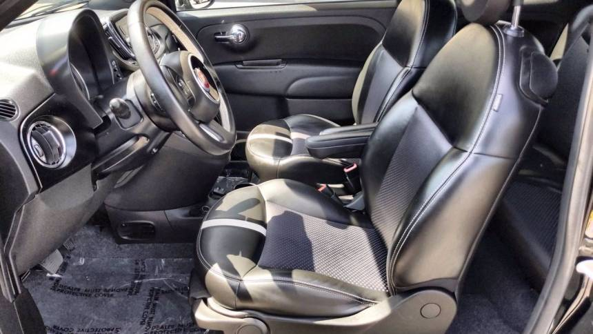 2016 Fiat 500e 3C3CFFGE9GT152361