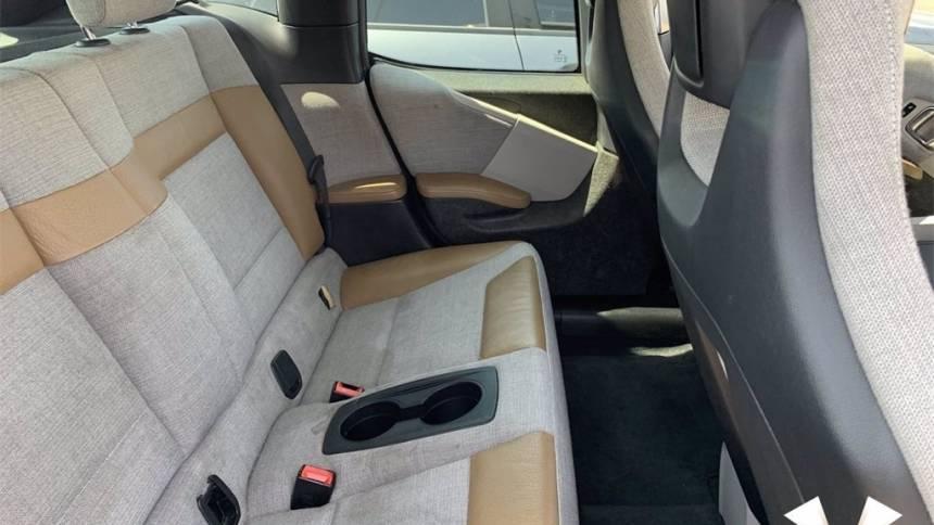 2014 BMW i3 WBY1Z4C56EV276023