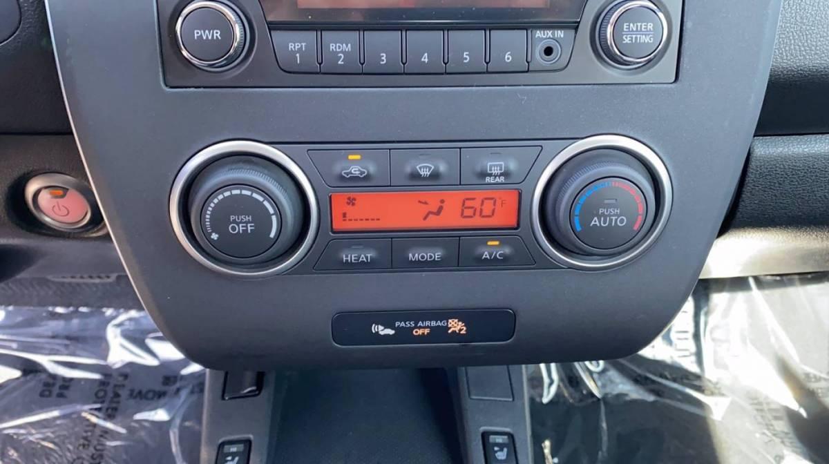 2013 Nissan LEAF 1N4AZ0CP3DC417464