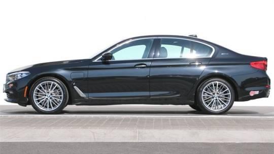 2018 BMW 5 Series WBAJA9C57JB250867