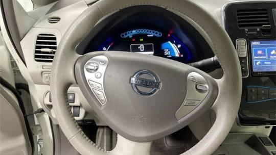 2012 Nissan LEAF JN1AZ0CPXCT016425