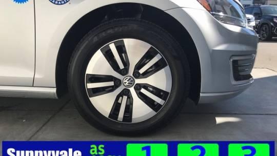 2019 Volkswagen e-Golf WVWKR7AU9KW909010
