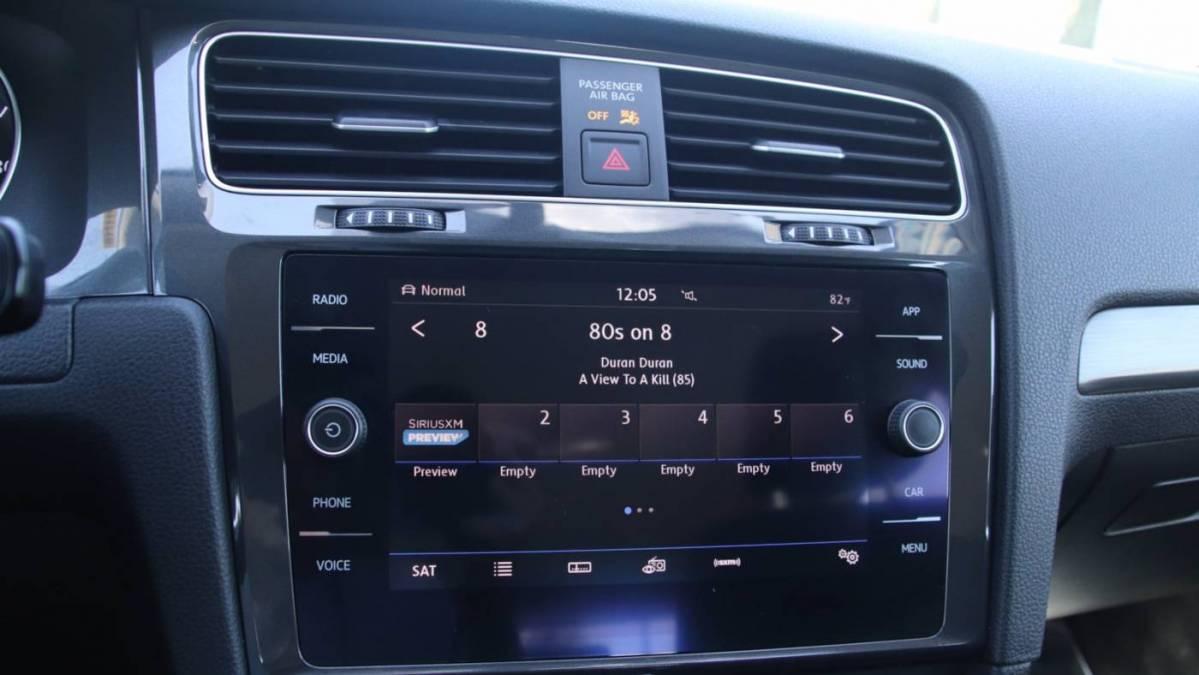 2019 Volkswagen e-Golf WVWKR7AU2KW903422