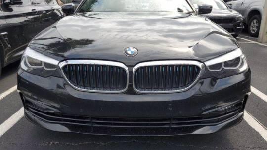 2018 BMW 5 Series WBAJA9C55JB251550