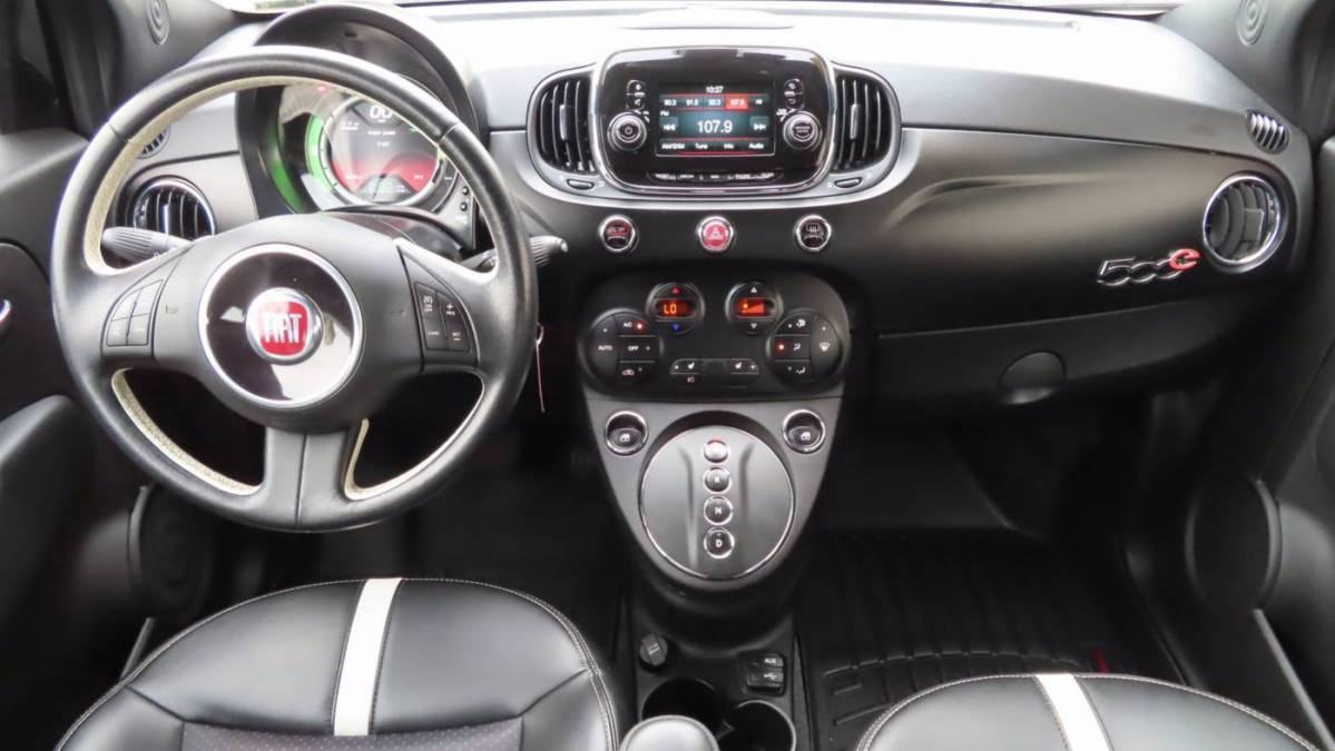 2016 Fiat 500e 3C3CFFGEXGT213457