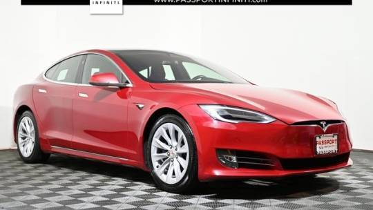 2017 Tesla Model S 5YJSA1E22HF189009